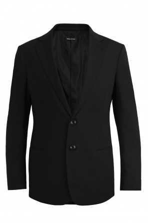 Virgin wool suit od Giorgio Armani